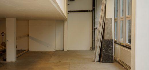 Neuer Atelier-Raum